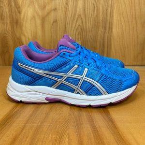 ASICS Gel Contend 4 Blue Size 7